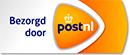 BudgetBuks verzendt snel via PostNL!